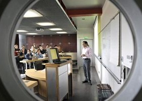 Teaching Leadership to MBAs, European Style