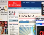 Getting MBA Edge Step 2 - Rankings