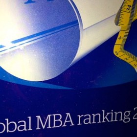 FT 2013 Full-Time MBA Ranking