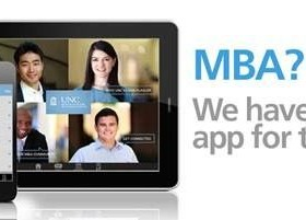 MBA? We have an app for that