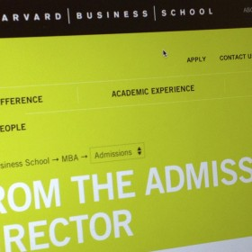 Applying to Harvard Business School Just Got Easier