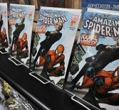 "Copies of ""Spider-Man, You're Hired"" wit"