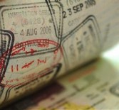 Passport stamps - worldly mindset
