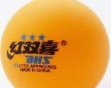 Asian ping pong ball
