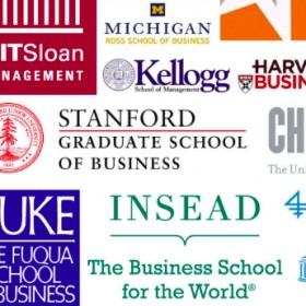 Top US business schools